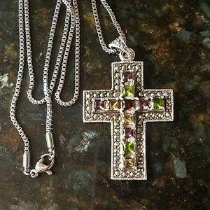 Jewelry - 😎  Cross Necklace
